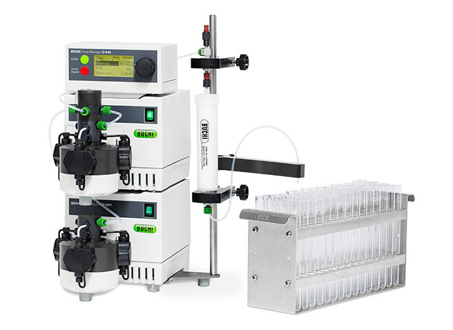 Chromatography system - Sepacore® Easy Purification Systems