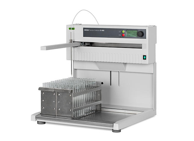 Chromatography fraction collection system - Fraction collector C-660