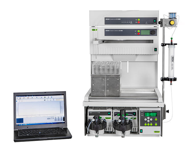 Chromatography system - Sepacore® Flash Systems X10 / X50