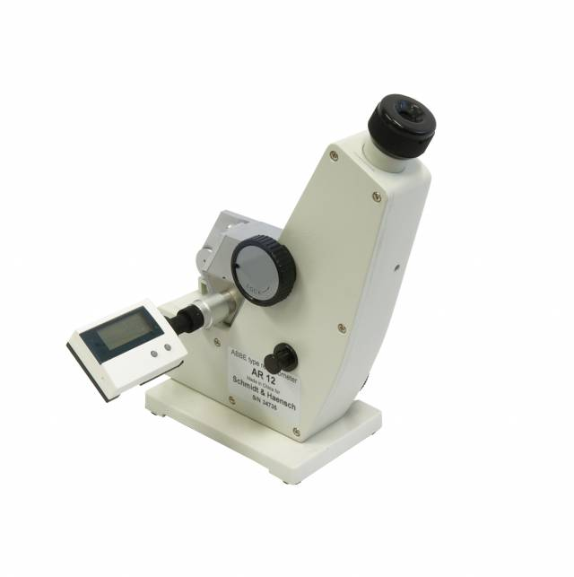 Visual ABBE-Refractometer